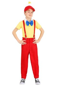 Boy's Dapper Tweedle Dee/Dum Costume