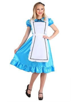 Womens Wonderful Alice Costume