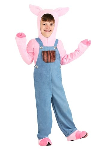 Kid's Little Piggy Costume