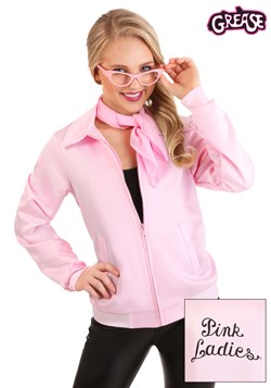 Grease Pink Ladies Costume Jacket Inset