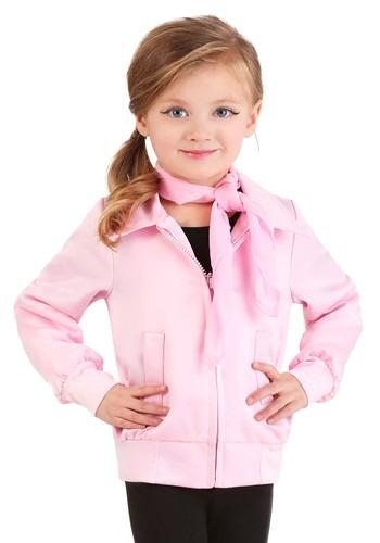 Toddlers Grease Pink Ladies Costume Jacket