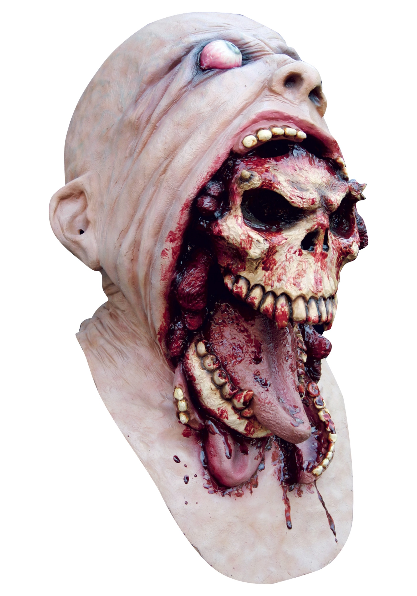 blurp charlie mask - Bloody Halloween Masks