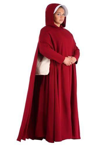 Handmaid's Tale Deluxe Women's Plus Size Costume