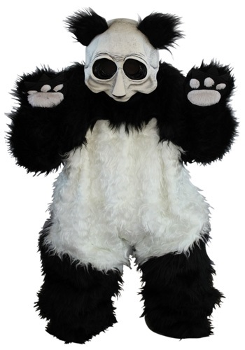 Zombie Panda Costume By: Ghoulish Productions for the 2015 Costume season.