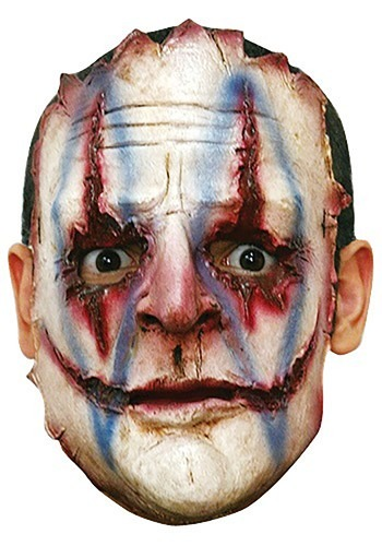 Serial Killer Clown Mask By: Ghoulish Productions for the 2015 Costume season.