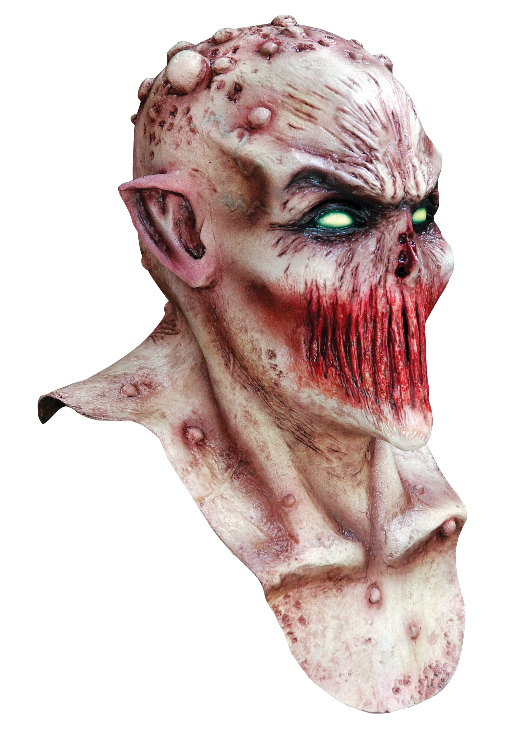 Deadly Silence Mask - Scary Halloween Costumes