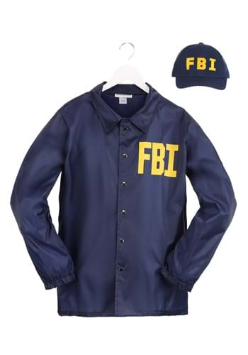 FBI Costume Set - Plus Size