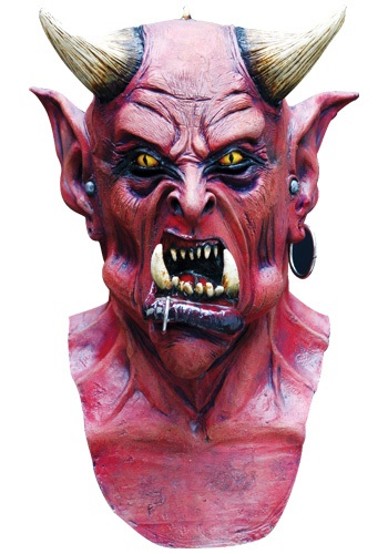 Click Here to buy Uzzath Devil Mask from HalloweenCostumes, USA Funds & Shipping
