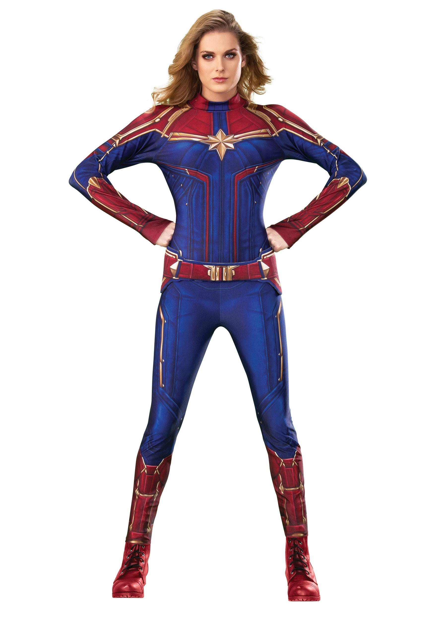 Captain Marvel Deluxe Women S Costume A wide variety of captain marvel costume options are available to you, such as supply type, costumes type, and holiday. deluxe captain marvel women s costume