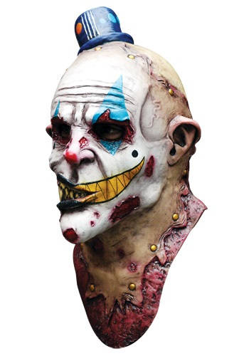 Mime Zack Mask By: Ghoulish Productions for the 2015 Costume season.