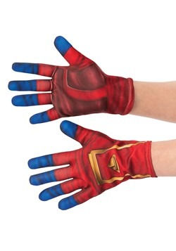 Captain Marvel Adult Gloves