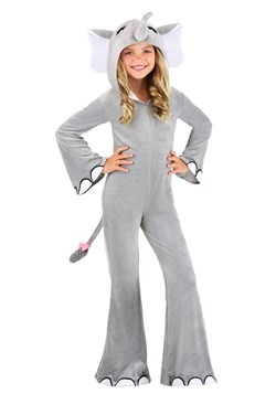 Kid's Wild Elephant Costume