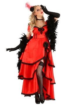 Women's Sassy Showgirl Costume1
