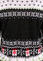 Gremlins Gizmo Claus Ugly Christmas Sweater alt5