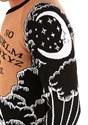 Adult Celestial Spirit Board Halloween Sweater alt4
