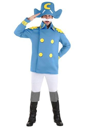 Adult Capn Crunch Plus Size Costume