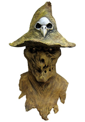 Click Here to buy Evil Scarecrow Mask from HalloweenCostumes, CDN Funds