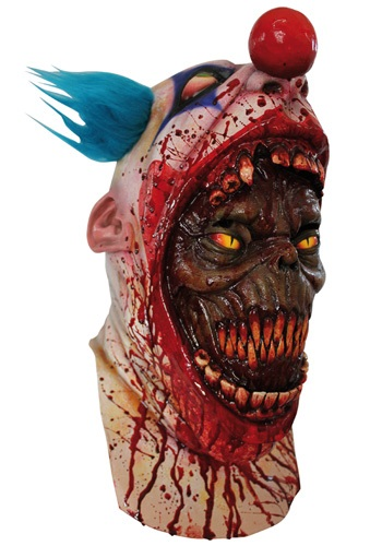 Coulrophobia Clown Mask By: Ghoulish Productions for the 2015 Costume season.