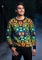 Sugar Skull Halloween Sweater alt1