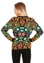 Sugar Skull Halloween Sweater alt3