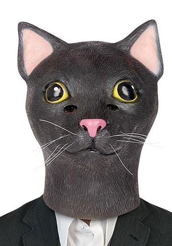Adult's Black Cat Mask update1