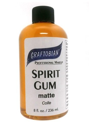 Click Here to buy 8 oz Graftobian Spirit Gum from HalloweenCostumes, CDN Funds
