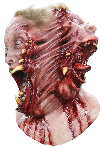 Siamese Mask By: Ghoulish Productions for the 2015 Costume season.