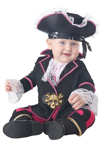 Infants Captain Cuddlebug Costume