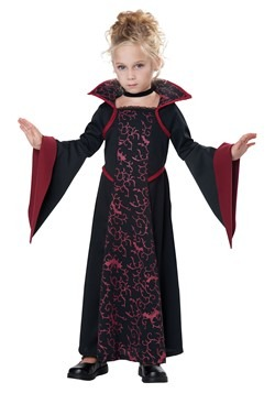 Toddler Royal Vampire Costume