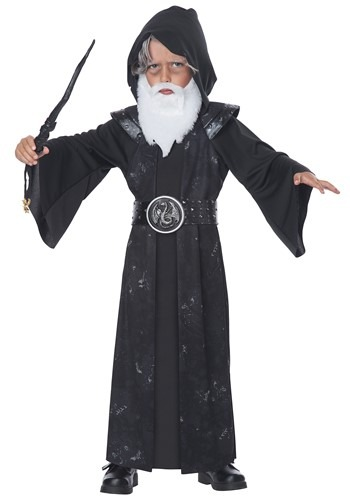 Toddlers Wittle Wizard Costume