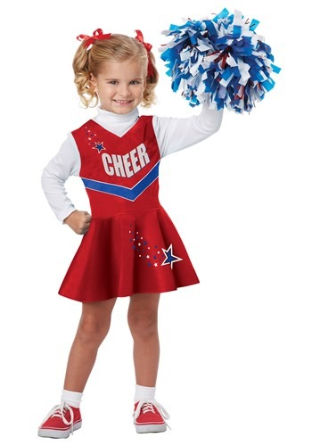 Cheerleader | Toddler | Costume | Classic