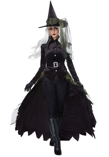 Womens Cool Witch Costume