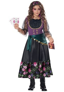 Girl's Teller of Fortunes Costume