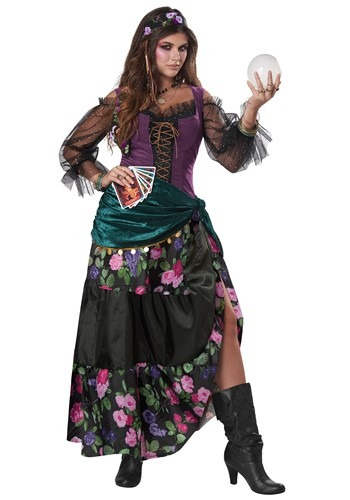 Women's Teller of Fortunes Costumes