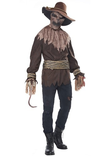 Click Here to buy Killer in the Cornfield Mens Costume from HalloweenCostumes, CDN Funds