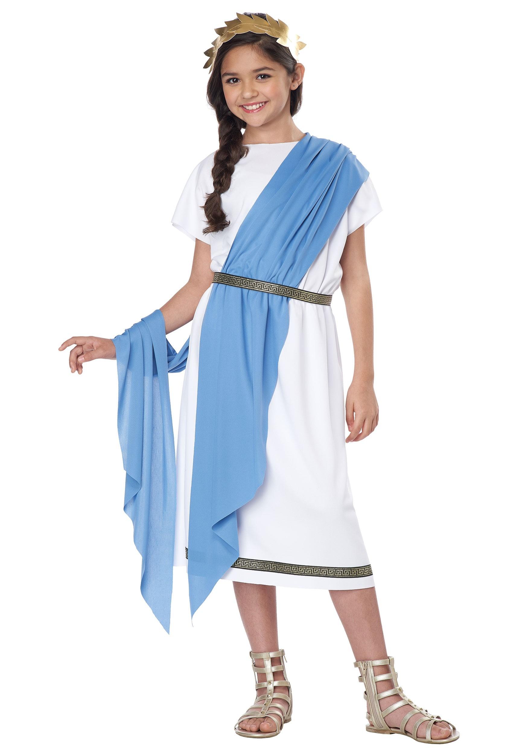 фото греческой туники для куклы царские