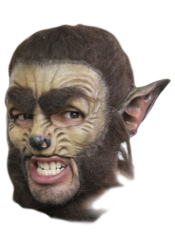 Click Here to buy Deluxe Wolf Mask from HalloweenCostumes, USA Funds & Shipping