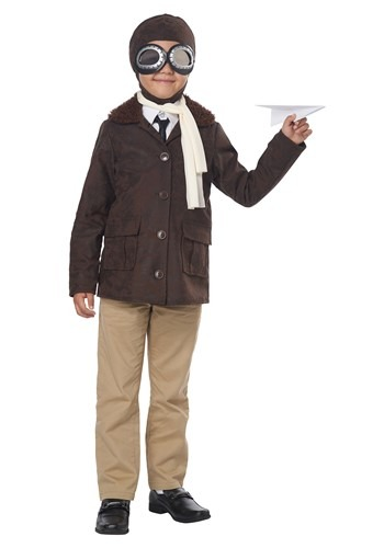 Boys American Aviator Costume