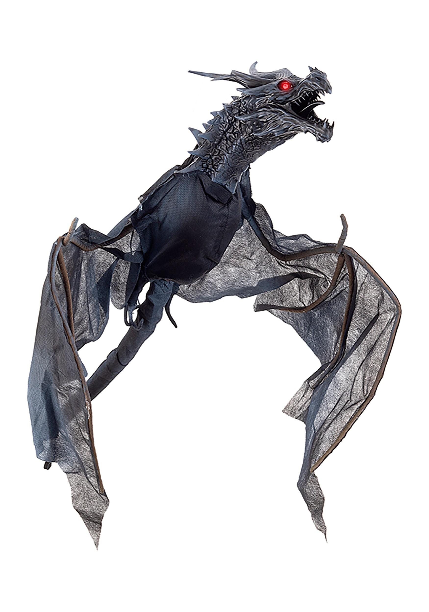 """Flying Dragon: 47"""" Animatronic Flying Dragon"""