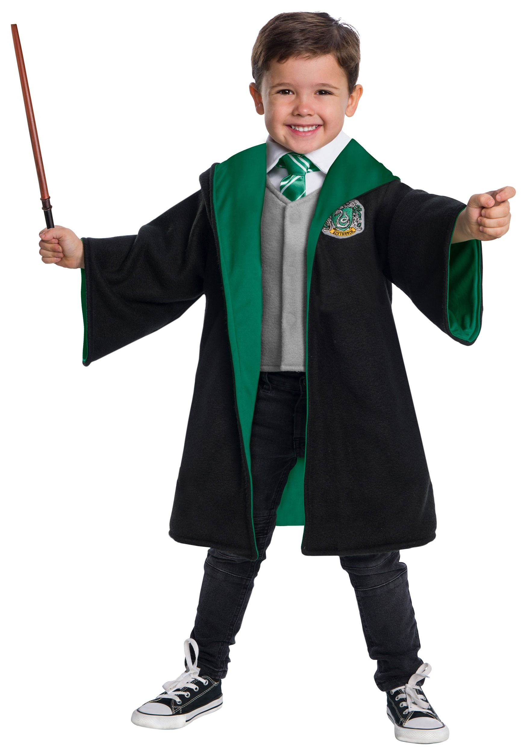 Toddler Harry Potter Slytherin Costume