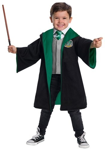Harry Potter Toddler Slytherin Costume