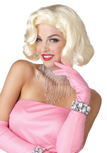 Marilyn Monroe Diamonds Women's Wig