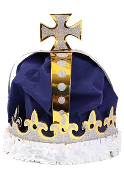Deluxe Blue Crown new