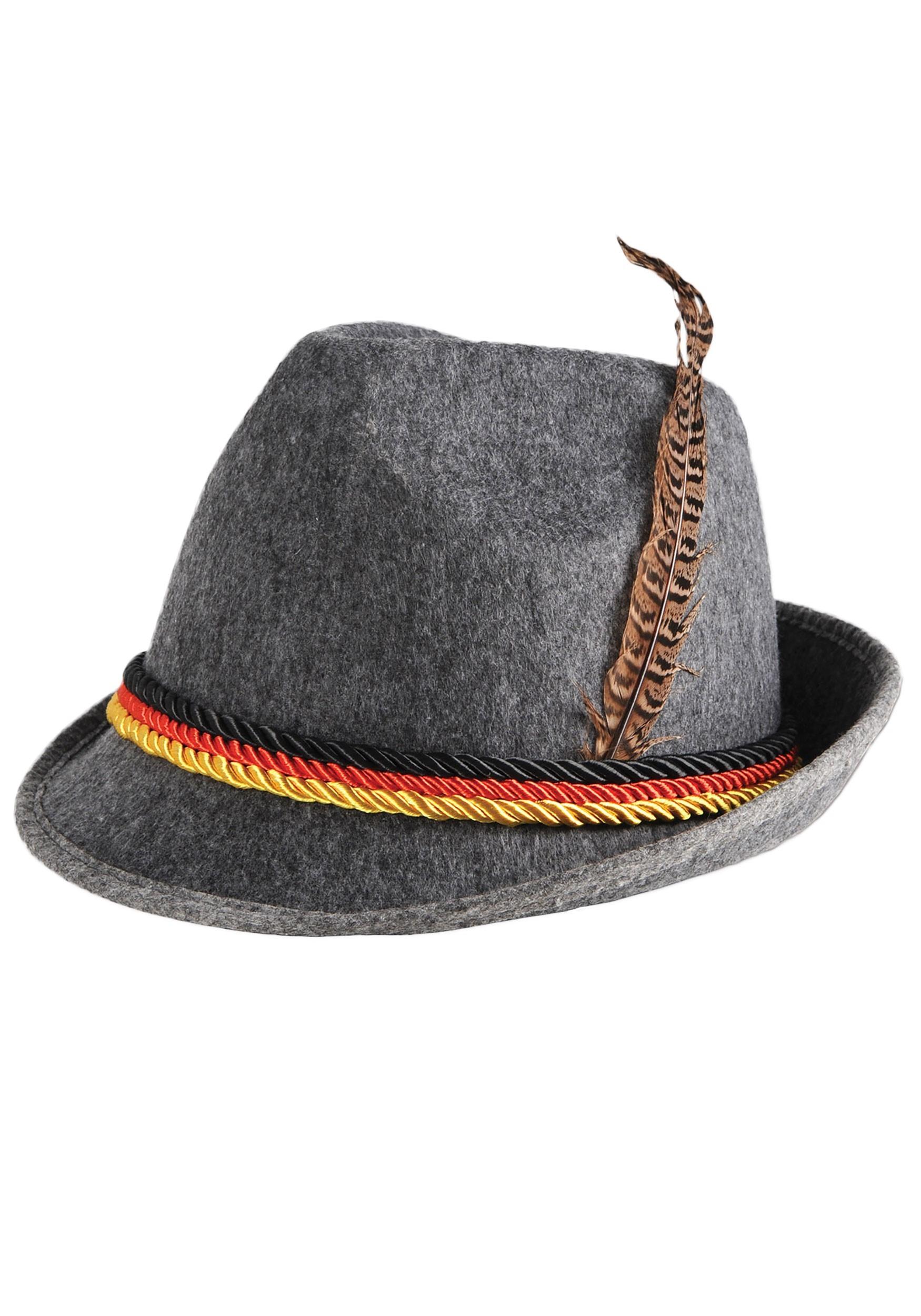 Gray_German_Alpine_Hat