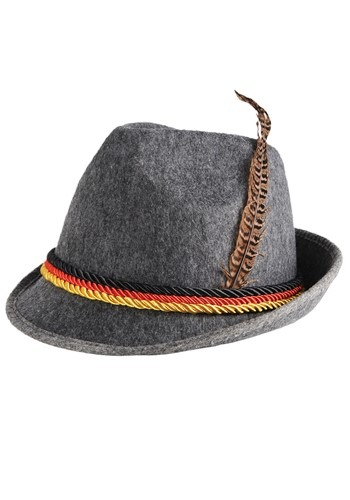 German Alpine Grey Hat