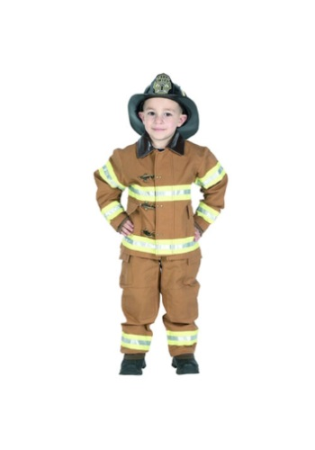 Click Here to buy Kids Firefighter Costume from HalloweenCostumes, CDN Funds