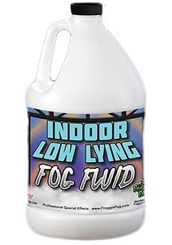 Indoor Froggy's Fog Low Lying Fluid NEW