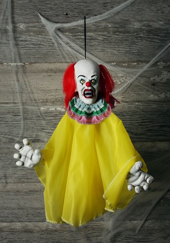 IT Mini Pennywise Hanger Prop update