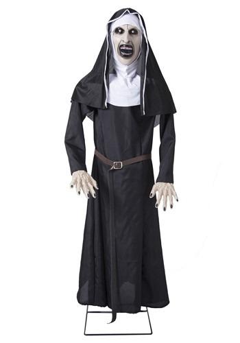 The Nun Lifesize Animated Nun Prop