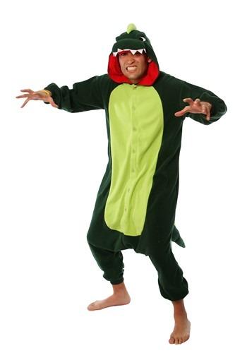 Green Dinosaur Kigurumi